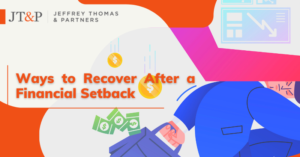 Ways To Recover After A Financial Setback